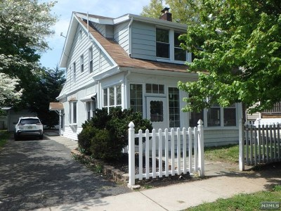 Essex County Single Family Home Under Contract: 77 Floyd Street