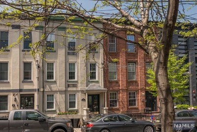 Hudson County Condo/Townhouse Under Contract: 112 Bloomfield Street #1