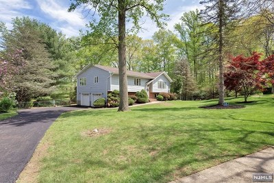 Montville Township Single Family Home Under Contract: 15 Jean Drive