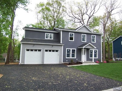 Hillsdale Single Family Home Under Contract: 240 Kinderkamack Road