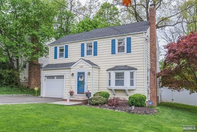Essex County Single Family Home Under Contract: 120 Cedar Grove Parkway