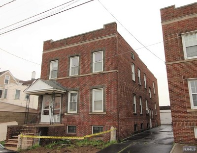 Hudson County Multi Family 2-4 Under Contract: 225 Highland Avenue