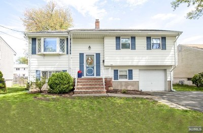 Morris County Single Family Home Under Contract: 152 Harrison Road