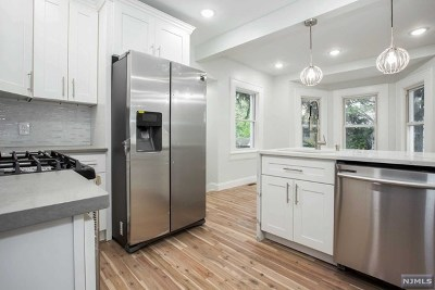 Teaneck Single Family Home Under Contract: 540 Center Place