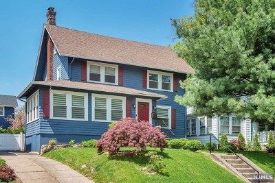 Essex County Single Family Home Under Contract: 162 Midland Avenue