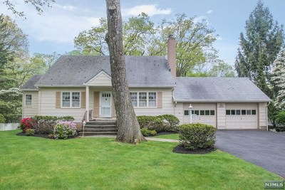 Essex County Single Family Home Under Contract: 221 Smull Avenue