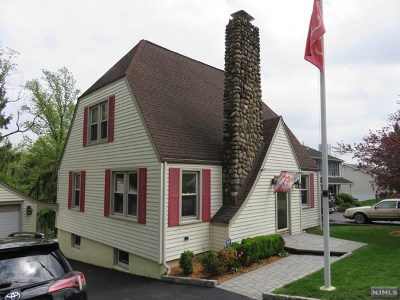 Passaic County Single Family Home Under Contract: 104 Oldham Road