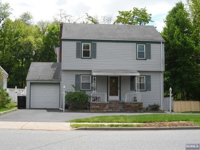 Paramus Single Family Home Under Contract: 340 East Midland Avenue
