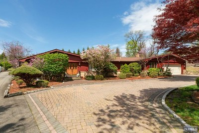 Woodland Park Single Family Home Under Contract: 748 Rifle Camp Road
