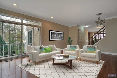 Hudson County Condo/Townhouse Under Contract: 454 Albany Court