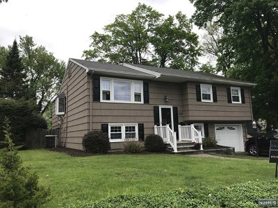 Pompton Lakes Single Family Home Under Contract: 15 Butler Street