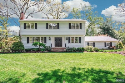 Wyckoff Single Family Home Under Contract: 380 Atwood Place