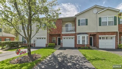 Morris County Condo/Townhouse Under Contract: 11 Allister Court