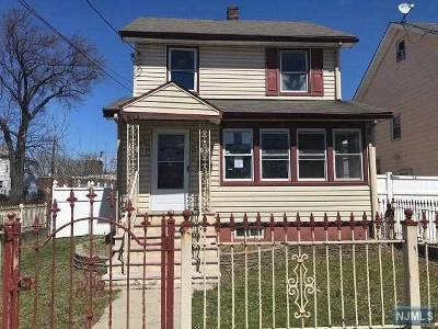 Essex County Single Family Home Under Contract: 491 Beardsley Avenue