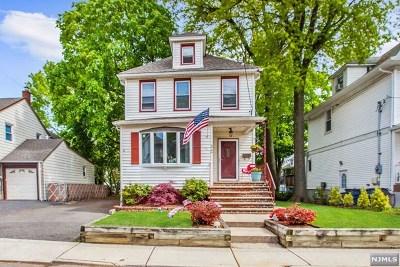 Ridgefield Park Single Family Home Under Contract: 32 Gordon Street