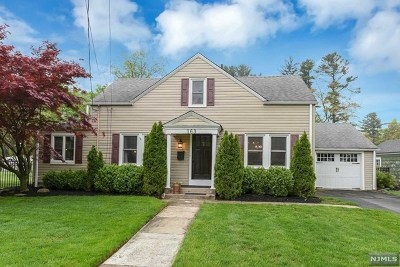Wyckoff Single Family Home Under Contract: 163 Elmwood Place