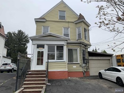 Paterson Multi Family 2-4 Under Contract: 509 East 38th Street