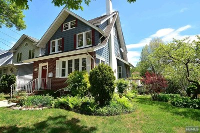 Ridgefield Park Single Family Home Under Contract: 211 3rd Street