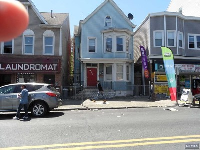 Paterson Multi Family 2-4 Under Contract: 914 Main Street