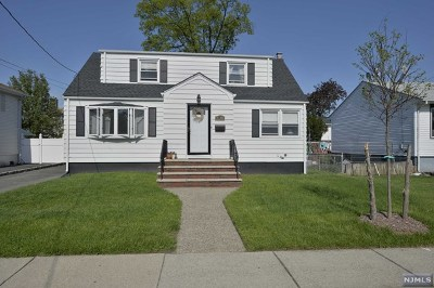 Fair Lawn Single Family Home Under Contract: 0-45 Plaza Road