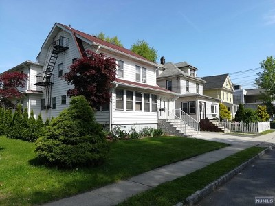 Englewood Multi Family 2-4 Under Contract: 70 Elmore Avenue