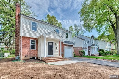 Teaneck Single Family Home Under Contract: 1031 Warren Parkway