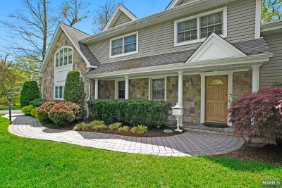 Wyckoff Single Family Home Under Contract: 440 Glendale Road