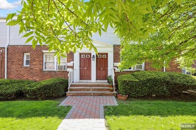 Rutherford Condo/Townhouse Under Contract: 39 B Hastings Avenue