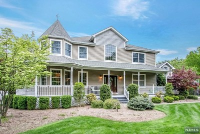 Bergen County Single Family Home Under Contract: 508 Brook Avenue