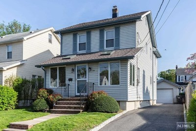 Bergenfield Single Family Home Under Contract: 28 Levitt Avenue