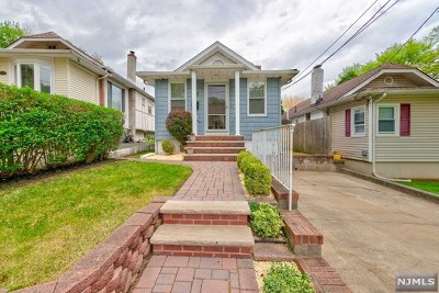 Teaneck Single Family Home Under Contract: 99 Franklin Road