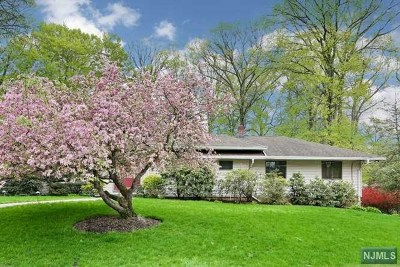 Hillsdale Single Family Home Under Contract: 97 Winthrop Road