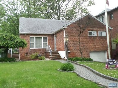 Fort Lee Single Family Home Under Contract: 264 Westview Avenue