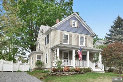 Ridgewood Single Family Home Under Contract: 32 Somerville Road