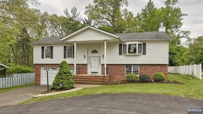 Passaic County Single Family Home Under Contract: 5 Lewis Street