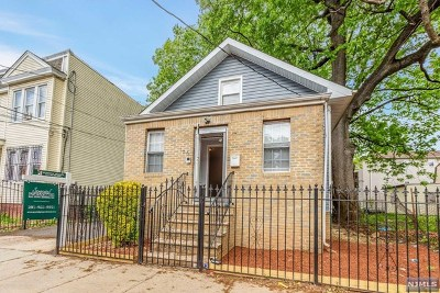 Essex County Single Family Home Under Contract: 173-175 Dewey Street