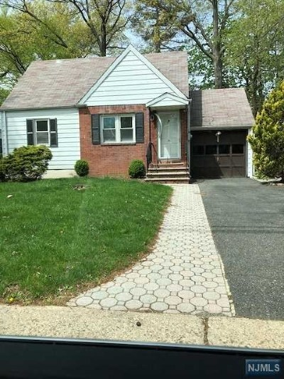 Dumont Single Family Home Under Contract: 20 Birch Road