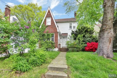 Tenafly Single Family Home Under Contract: 15 Coleman Terrace