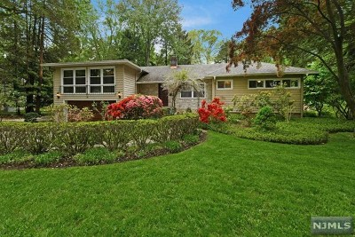 Hillsdale Single Family Home Under Contract: 75 Forest Drive