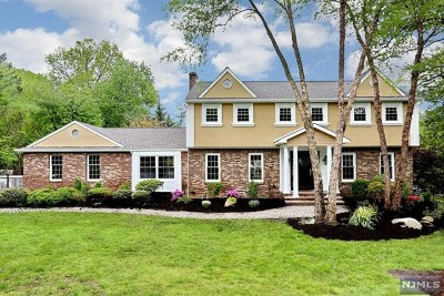 River Vale NJ Single Family Home Under Contract: $850,000