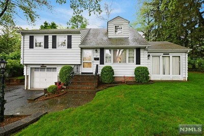 Closter Single Family Home Under Contract: 43 Union Street