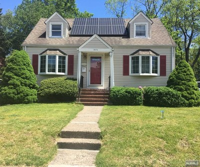 Fair Lawn Single Family Home Under Contract: 19-23 Prospect Avenue