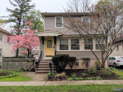 Hillsdale Single Family Home Under Contract: 50 Riverside Drive