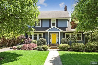 Ridgewood Single Family Home Under Contract: 171 Claremont Road