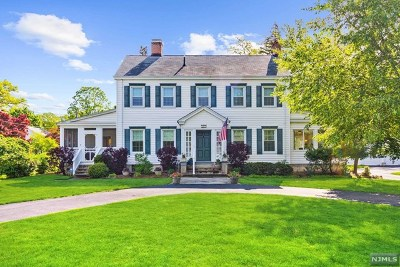 Pompton Lakes Single Family Home Under Contract: 305 Ramapo Avenue