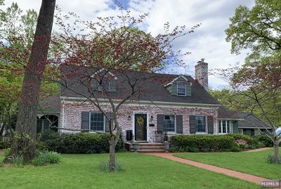 Bergen County Single Family Home Under Contract: 1034 Hillcrest Road