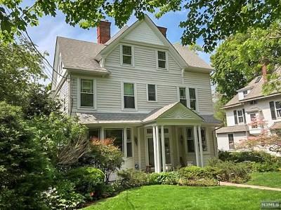 Bergen County Multi Family 2-4 Under Contract: 46 Hillside Avenue
