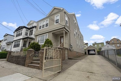 Hudson County Multi Family 2-4 Under Contract: 361-365 Devon Street