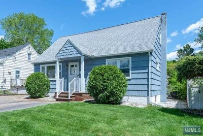 Wanaque Single Family Home Under Contract: 8 Evergreen Avenue
