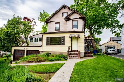 Englewood Multi Family 2-4 Under Contract: 140 Morris Avenue